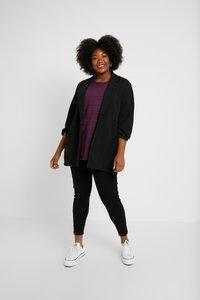 ONLY Carmakoma - Slim fit jeans - black - 1