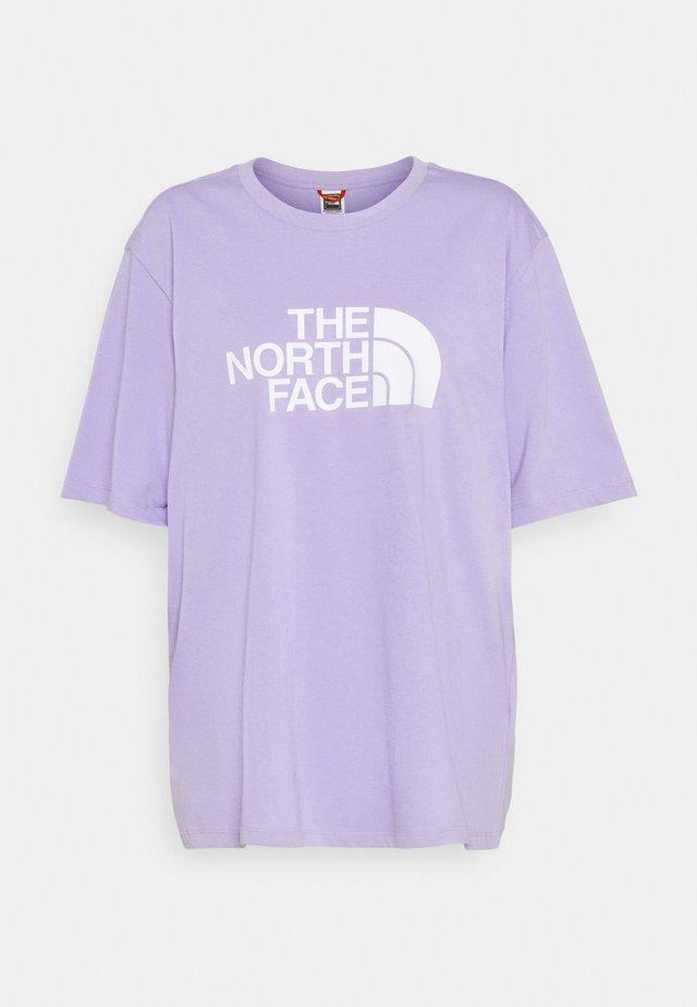 EASY - Camiseta estampada - sweet lavender