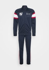 Champion - NEW YORK YANKEES TRACKSUIT - Tracksuit - dark blue - 6