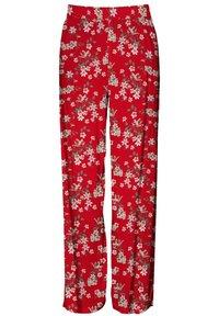 Vero Moda - Trousers - goji berry - 0