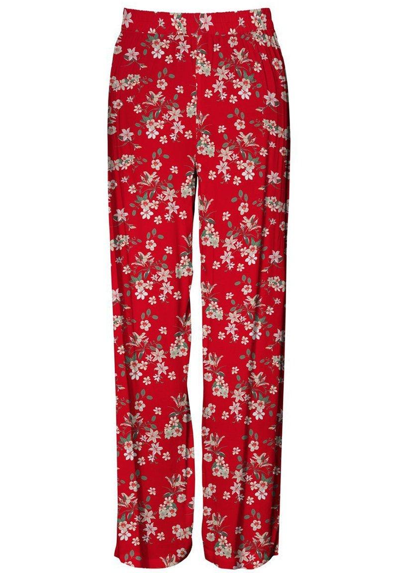 Vero Moda - Trousers - goji berry