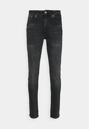 Džíny Slim Fit - denim black
