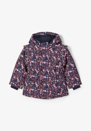 Waterproof jacket - dark sapphire