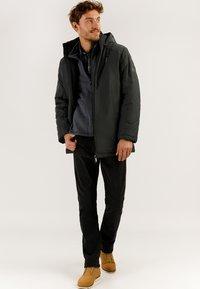 Finn Flare - MIT MODISCHEM DESIGN - Winter jacket - graphite - 1