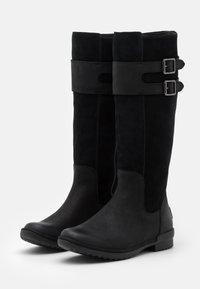 UGG - ZARINA - Winter boots - black - 2