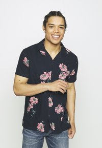 Abercrombie & Fitch - VACA VIBES - Shirt - navy - 0