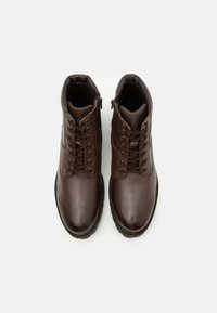 Pier One - Šněrovací kotníkové boty - brown - 3