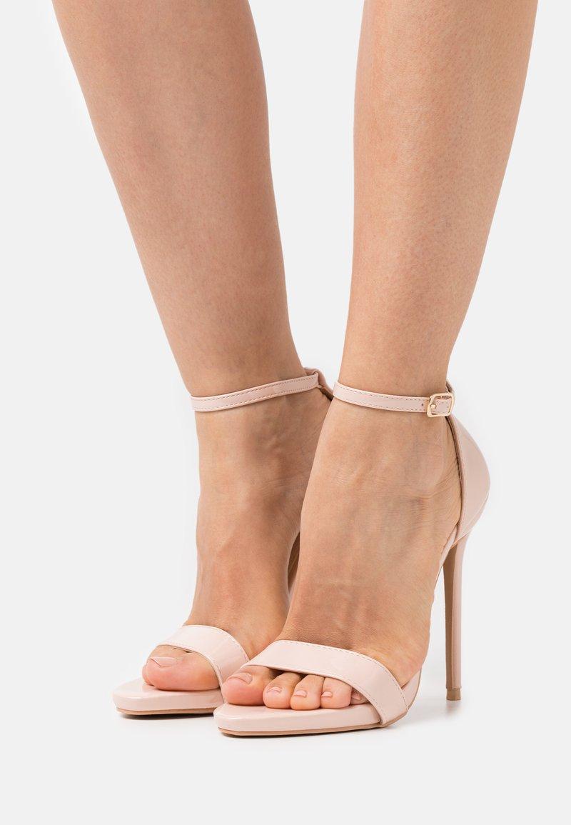 BEBO - NILA - Sandály - nude