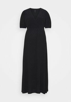 YASALLY ANKLE DRESS - Vestito lungo - black