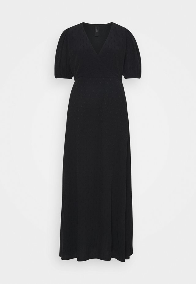 YASALLY ANKLE DRESS - Robe longue - black
