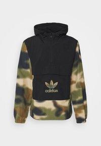 CAMO WINDBREAKR - Summer jacket - hemp/multco/black