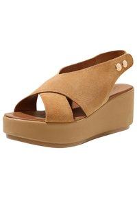 Inuovo - Platform sandals - sd scissors - 5