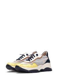 Hispanitas - ANDES  - Sneakers laag - beige,/yellow/dark blue - 2
