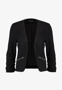 Vero Moda Petite - VMINEZ 3/4 ZIP - Blazer - black - 3