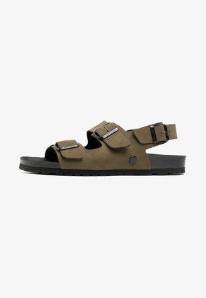 Sandały - khaki