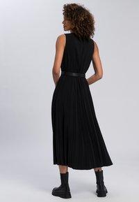 Marc Aurel - Maxi dress - black - 2