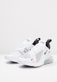 Nike Sportswear - AIR MAX 270 - Sneakers basse - white/black - 4