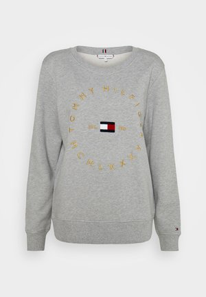 REGULAR CIRCLE  - Sweatshirt - light grey heather