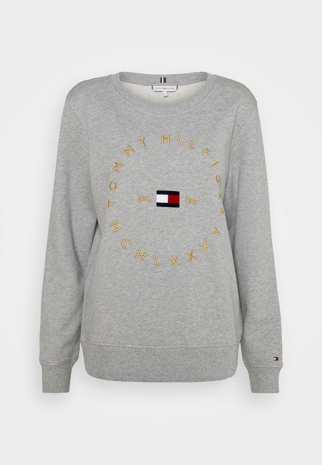 REGULAR CIRCLE  - Sweatshirt - light grey heather