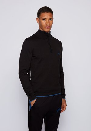 ZISTON_W20 - Strickpullover - black