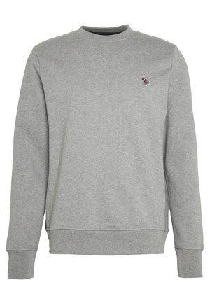 MENS - Sweatshirt - mottled grey