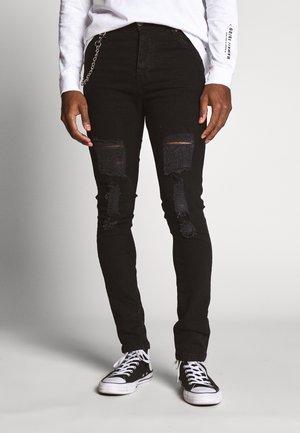 COVE - Jeans Skinny Fit - black