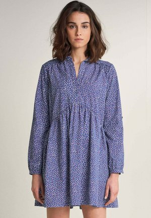 FONTANA - Day dress - blue