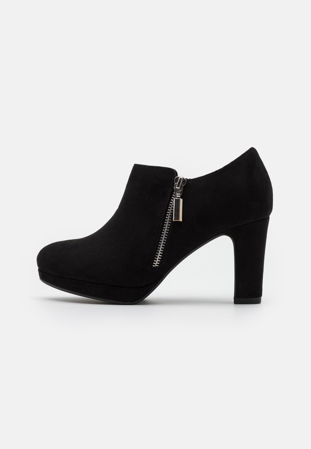 WIDE FIT WIZARD - Ankle boot - black