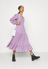 EDITED - KARLA DRESS - Maxi dress - purple - 1