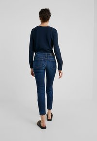 CLOSED - BAKER - Džíny Slim Fit - dark blue - 2