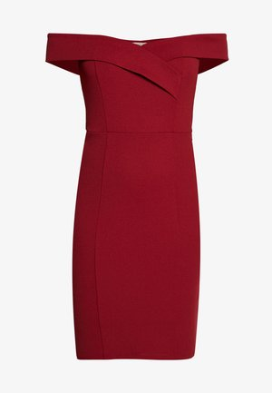 DRESS - Robe fourreau - biking red