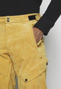 Icepeak - COLLINS - Snow pants - fudge - 3