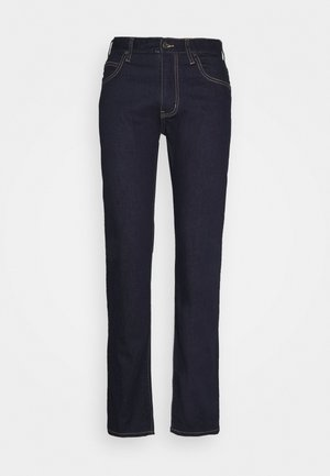 PANT - Jeans Straight Leg - blue denim