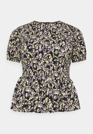 PEPLUM - Blouse - floral