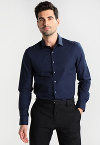 Calvin Klein Tailored - BARI SLIM FIT - Zakelijk overhemd - blue - 0