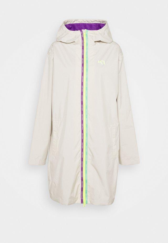 BRYN - Short coat - off-white