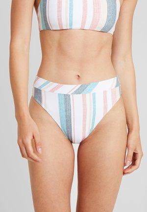 Braguita de bikini - bright white retro