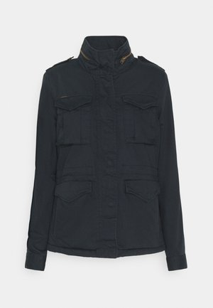 CLASSIC ROOKIE BORG JACKET - Summer jacket - washed navy