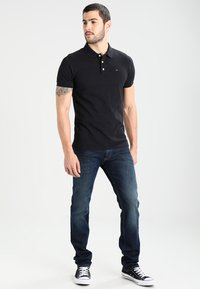 Tommy Jeans - ORIGINAL STRAIGHT RYAN DACO - Jeansy Straight Leg - dark - 1