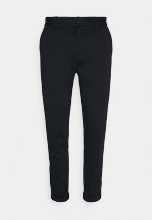 CROPPED - Trousers - sky captain blue