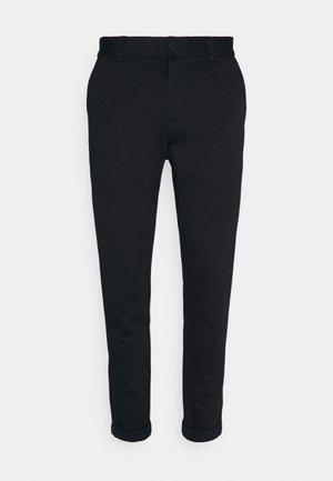 CROPPED - Pantalon classique - sky captain blue