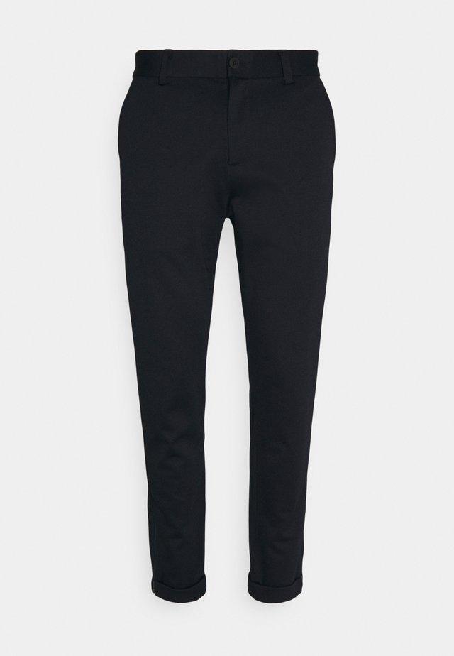 CROPPED - Pantalones - sky captain blue