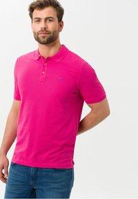 BRAX - STYLE PETE - Polo shirt - pink (71) - 0