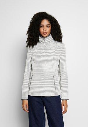 INBETWEEN - Summer jacket - grey/white
