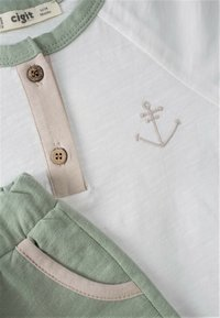 Cigit - SET - Shorts - off-white - 2
