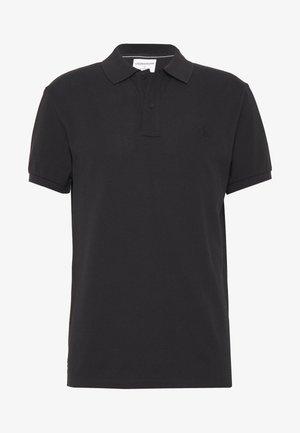 ESSENTIAL REGULAR - Koszulka polo -  black