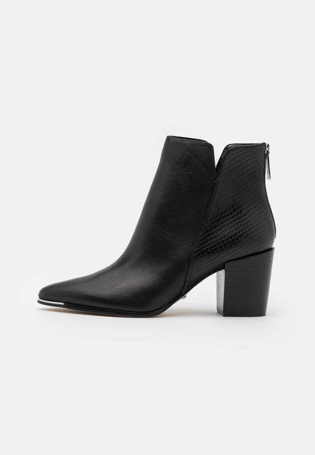 JANEECE FLEX - Ankle boots - black