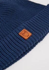 Knowledge Cotton Apparel - RIBBING HAT SHORT - Beanie - blue - 2