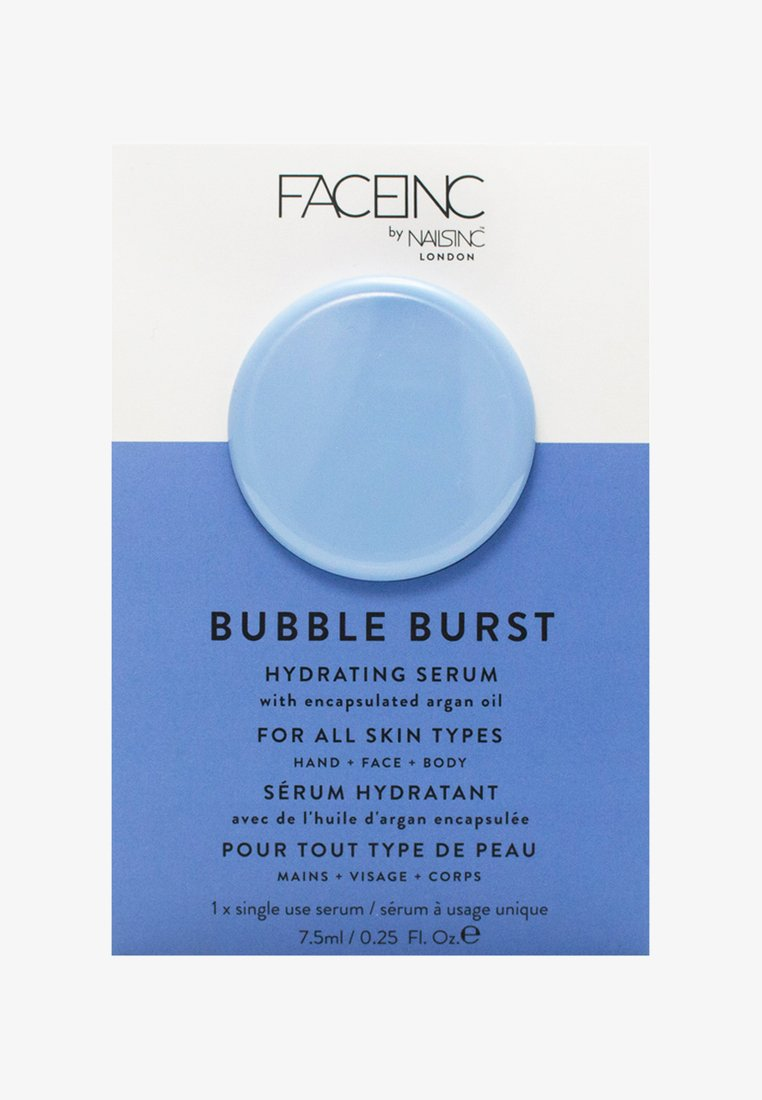 INC.redible - FACE INCBRIGHTENING OXYGENATING POD MASK 10ML - Face mask - 9324 neutral