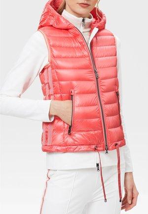 TERESA-D - Waistcoat - flamingo-rosa